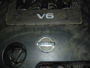 Установка ГБО на NISSAN TEANA II (J32) 3.5 249 HP 2008 - 2011