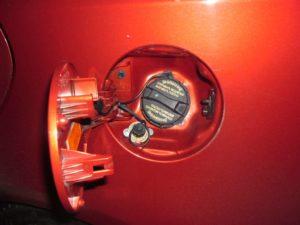 Установка ГБО на KIA RIO 1.6 123 HP